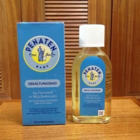 Tinh dầu tắm chống cảm Penaten của Đức