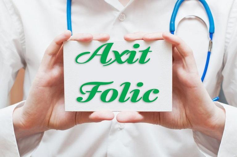 axit folic là gì, tác dụng của axit folic