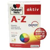 Doppel herz Aktiv A-Z Depot vitamin tổng hợp tăng cường đề kháng