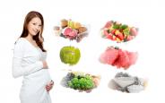 Bà bầu cần bao nhiêu sắt khi mang thai?