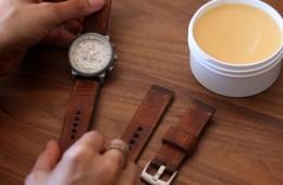 Cách sử dụng và bảo quản dây da đồng hồ