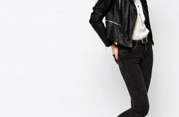 Bí quyết chọn mua áo khoác da đẹp phù hợp với vóc dáng