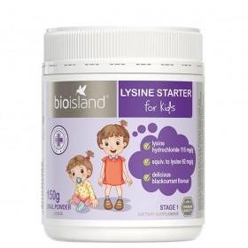 Bột tăng chiều cao Bio Island Lysine Starter 150g cho bé từ 7 tháng tuổi