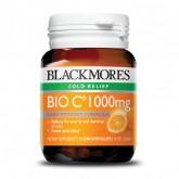 Bổ sung Vitamin C tăng cường miễn dịch Blackmores Bio C 1000 MG