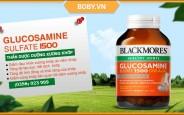 [Review ✍] Viên uống hỗ trợ xương khớp Blackmores Glucosamine  Sulfate 1500mg Của Úc