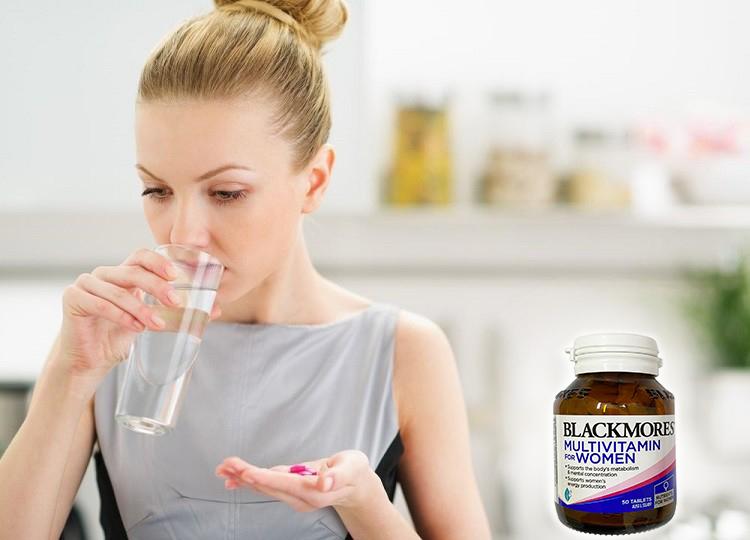 Vitamin Blackmores Women's