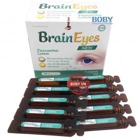 Brain Eyes New - Bổ sung dưỡng chất cho mắt và não, hỗ trợ bổ não, bổ mắt, giúp cải thiện thị lực