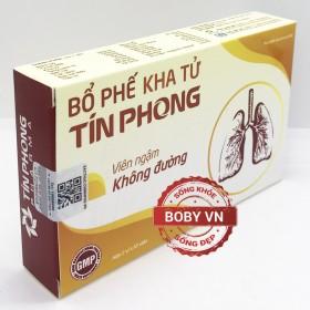 Bổ phế kha tử Tín Phong (Hộp 2 vỉ x 10 viên)
