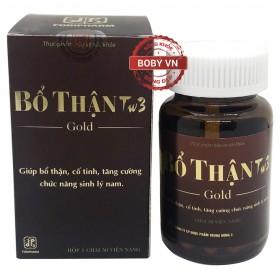 Bổ thận TW3 Gold giúp bổ thận, cố tinh, tăng cường chức năng sinh lý nam