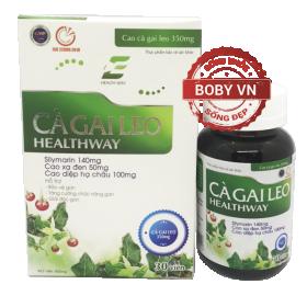 Cao cà gai leo Healthway 350mg bảo vệ gan, tăng cường chức năng gan, giải độc gan