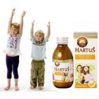 [Review] Canxi cho bé  Hartus Strong Bones And Teeth bổ sung canxi cho trẻ  4 tháng tuổi - Nhập khẩu Ba Lan