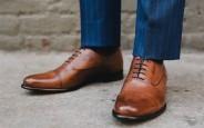 Hướng dẫn bí kíp chọn giày da đẹp ấn tượng cho phái nam