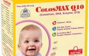 [Review] ColosMax Q10 Gold cho bé chậm tăng cân