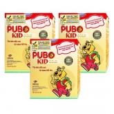 Cốm hỗ trợ giảm táo bón cho bé Pubokid Gold