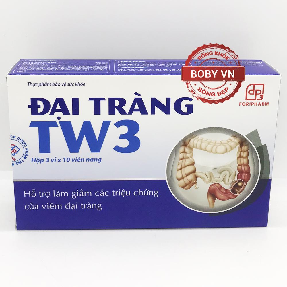 Đại Tràng TW3 - Hỗ trợ làm giảm các triệu chứng của viêm đại tràng