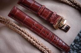 Bí quyết chọn dây da đồng hồ xịn