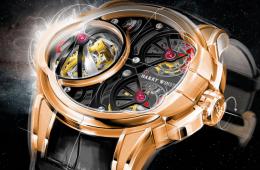 Những chiếc đồng hồ đeo tay độc, đẹp và đắt nhất thế giới