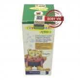 Fitobimbi Ferro C Bimbi bổ sung Sắt, Vitamin C, kẽm cho bé - Nhập khẩu từ Ý - Chính hãng