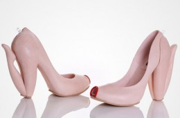 Những đôi giày độc đáo nhất thế giới