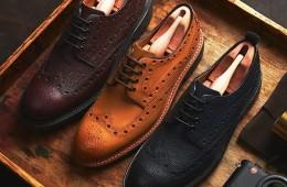 Những đôi giày da mà đấng mày râu nên sở hữu