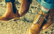 Những mẫu giày nam đẹp nhất xu hướng 2017