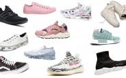 Những đôi giày thể thao nữ đẹp nhất năm 2016