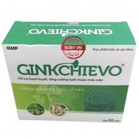 GinkChievo - Tăng cường tuần hoàn máu não