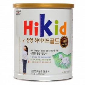 Sữa Hikid Gold - Hỗ trợ tăng trưởng chiều cao cho bé 1 đến 9 tuổi
