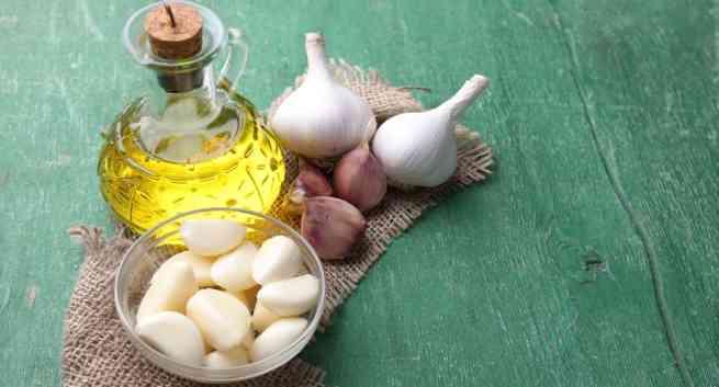 Tác dụng của tinh dầu tỏi nâng cao sức đề kháng cho bé