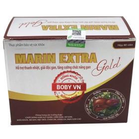 Marin Extra Gold thanh nhiệt giải độc, tăng cường chức năng gan (Hộp 60 viên)