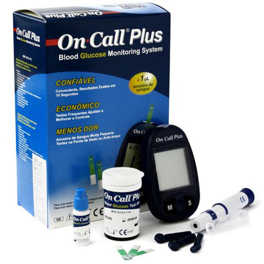 Máy Đo Đường Huyết Acon On Call Plus