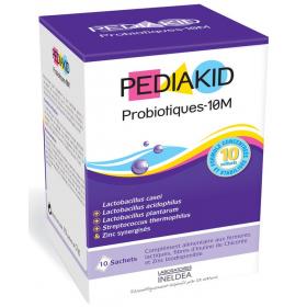 Men Tiêu Hóa Pediakid Probiotiques 10M