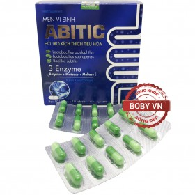 Abitic men vi sinh hỗ trợ kích thích tiêu hóa