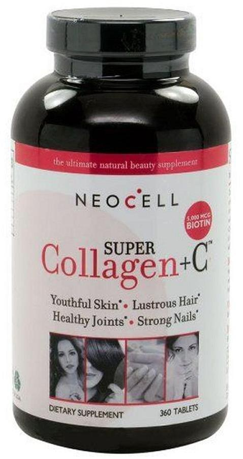 Viên uống NeoCell Super Collagen +C Type 1&3 360 Viên (Mỹ)