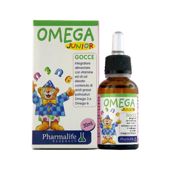 omega junior phát triển trí não và bổ mắt cho trẻ