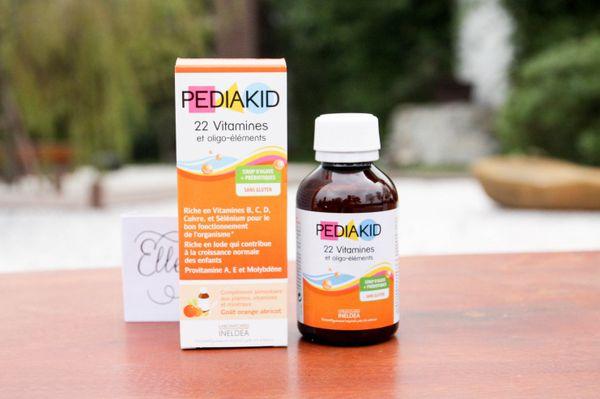 Pediakid 22 Vitamin Et Oligo Elenments