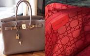 Những mẹo giúp bạn phân biệt túi xách hàng xịn và hàng fake cực chuẩn