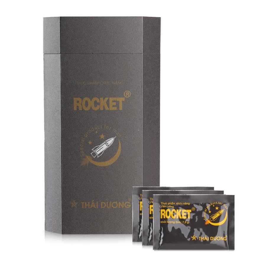 Viên Uống Rocket Cho Nam Giới Hộp 30 Gói (225g)