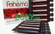 [ Review ✍] sắt nước cho bà bầu dạng ống Fohema nên uống của Boby.vn