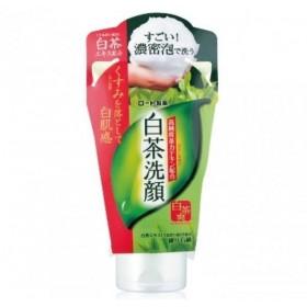 Sữa Rửa Mặt Trà Xanh Rohto Shirochasou Green Tea Nhật Bản