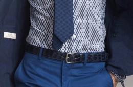 Mẹo sử dụng thắt lưng nam cho nhiều trang phục