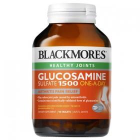 Viên uống hỗ trợ xương khớp Blackmores Glucosamine Sulfate 1500mg Của Úc