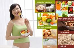 Lời khuyên sử dụng vitamin cho bà bầu trong 3 tháng đầu
