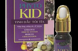 Tinh dầu tỏi tía Phyto Kid