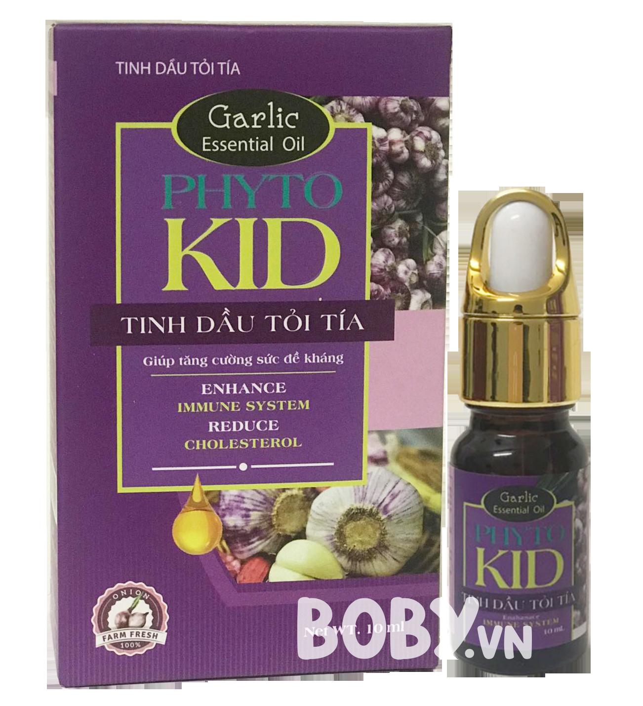 Tinh dầu tỏi tía cho bé Phyto Kid