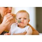Trẻ 7 tháng biếng ăn chậm tăng cân ư?