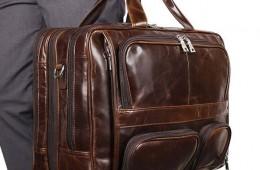 Những kiểu túi xách nam phong cách và thời trang hợp xu hướng nhất hiện nay
