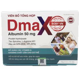 Viên bổ tổng hợp Dmax bổ sung vitamin