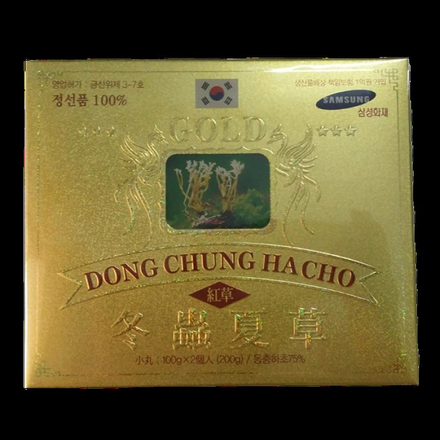 Viên Đông Trùng Hạ Thảo Hàn Quốc SamSung Gold