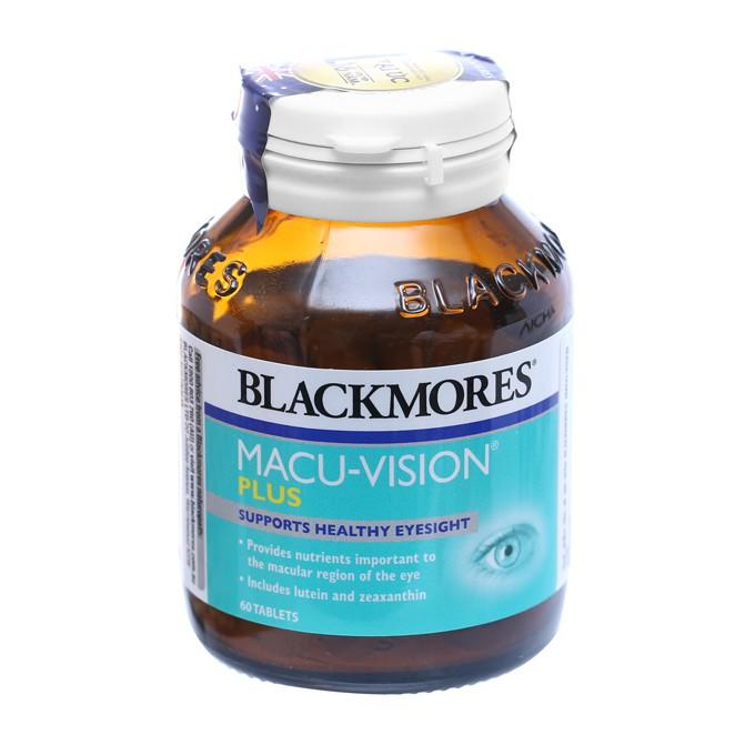 Viên uống bổ mắt Blackmores MacuVision Plus của Úc